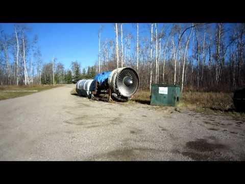 Windmilling Turbofan