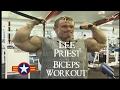 Lee Priest - Biceps Workout Motivation