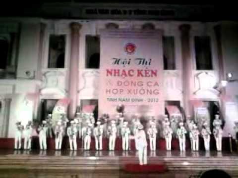 Hội nhạc kèn xã Giao Châu mừng kỉ niệm 750 năm Thiên Trường Nam Định