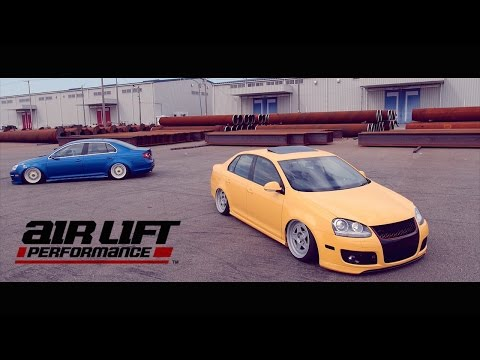 Air Lift Perfromance Japan Dealers | VW Jetta Mk5 Hermanos