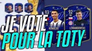 JE VOTE POUR LA TOTY - FIFA 21