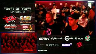 UMVC3 MC | X-Ray VS coL.CC.Filipino Champ - Tight or Fight: Episode VI
