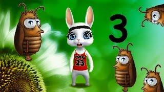 Zoobe Зайка: Зайкины тараканчики (⚗‿⚗), выпуск 3