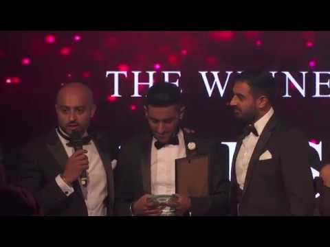 Midlands Asians Wedding Awards 2017