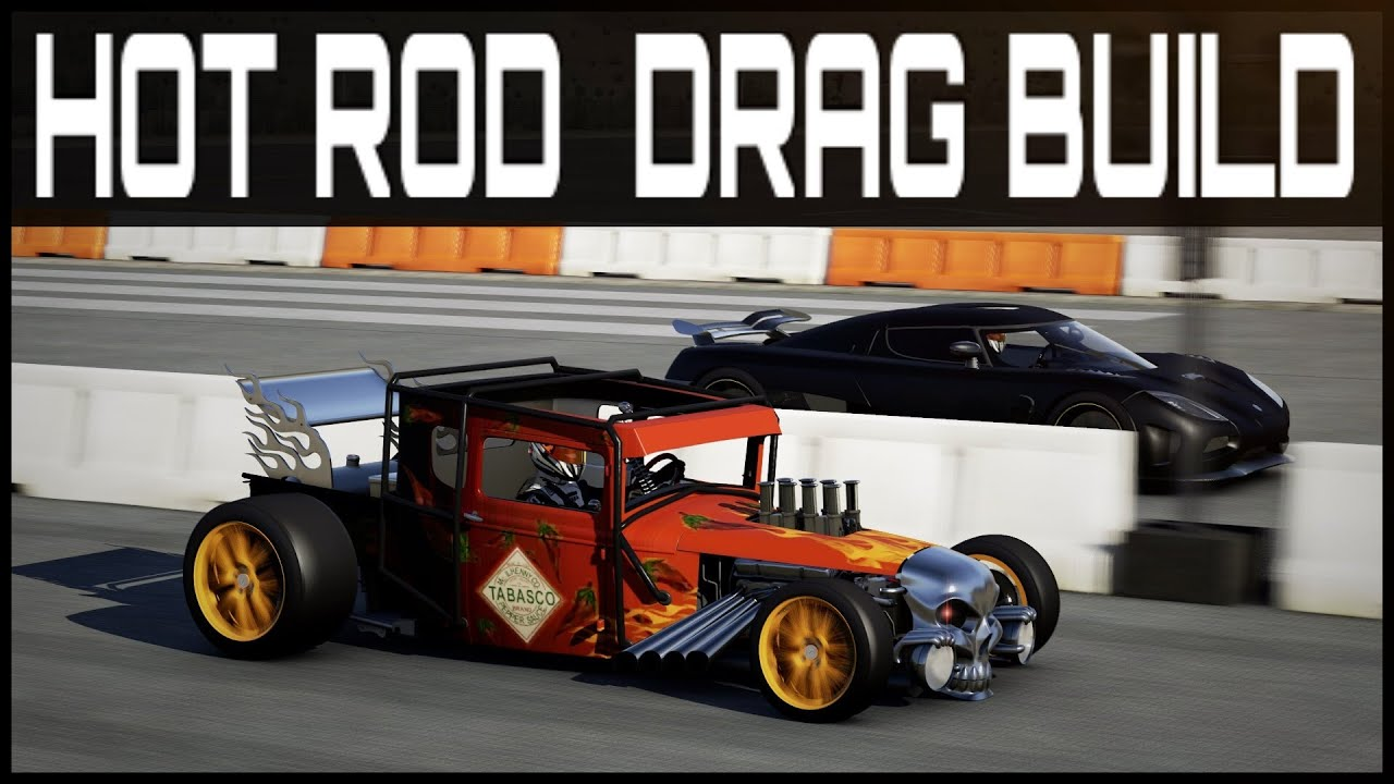 Craziest drag car ever hot wheels bone shaker build tune online racing youtube