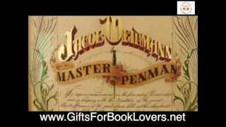 Master Penman Jake Weidmann is a true Book Lover