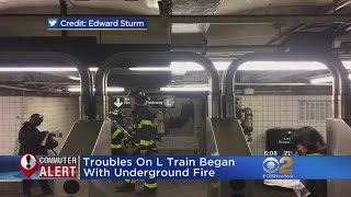L-Train Resumes With Delays