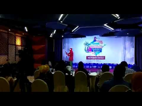 Raisya Adisty Firdaus - Indonesia Jaya (FLS2N 2017 SLTP tk. Nasional di Surabaya)
