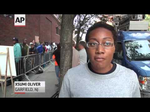Hundreds Wait Days for Union Jobs in NYC