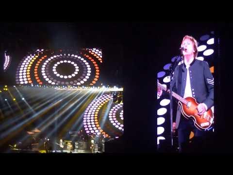 Paul McCartney - Live in Porto Alegre - Part 1 (HD 1080)