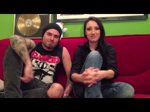Louna -Revolver Interview- (Apr 2013)