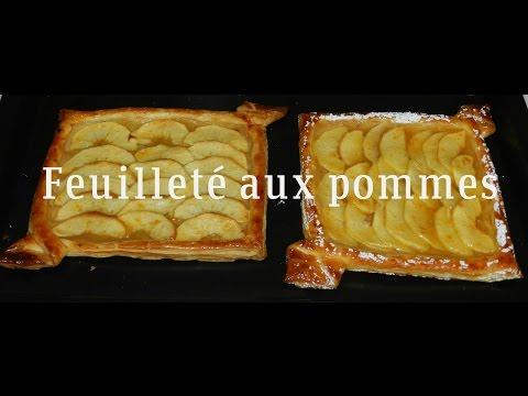 feuilleté-aux-pommes-super-rapide!!!
