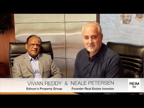 Vivian Reddy | Neale Petersen | Real Estate Investor Magazine