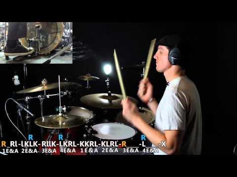 Drum Fill Tutorial: JoChanWoo Gospel Chop Style Fill