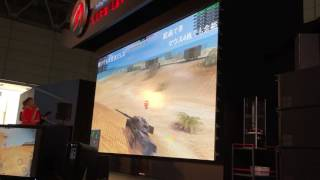 【TGS2016】World of Tanks Blitz スペシャルエキシビジョンマッチ 決勝戦 FOE vs UQ HOLDER