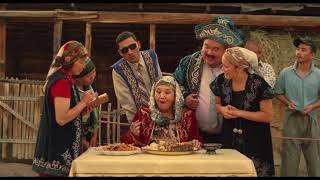 Comedy 'Bride Sabina 2' by Nurtas Adambay with english subtitles
