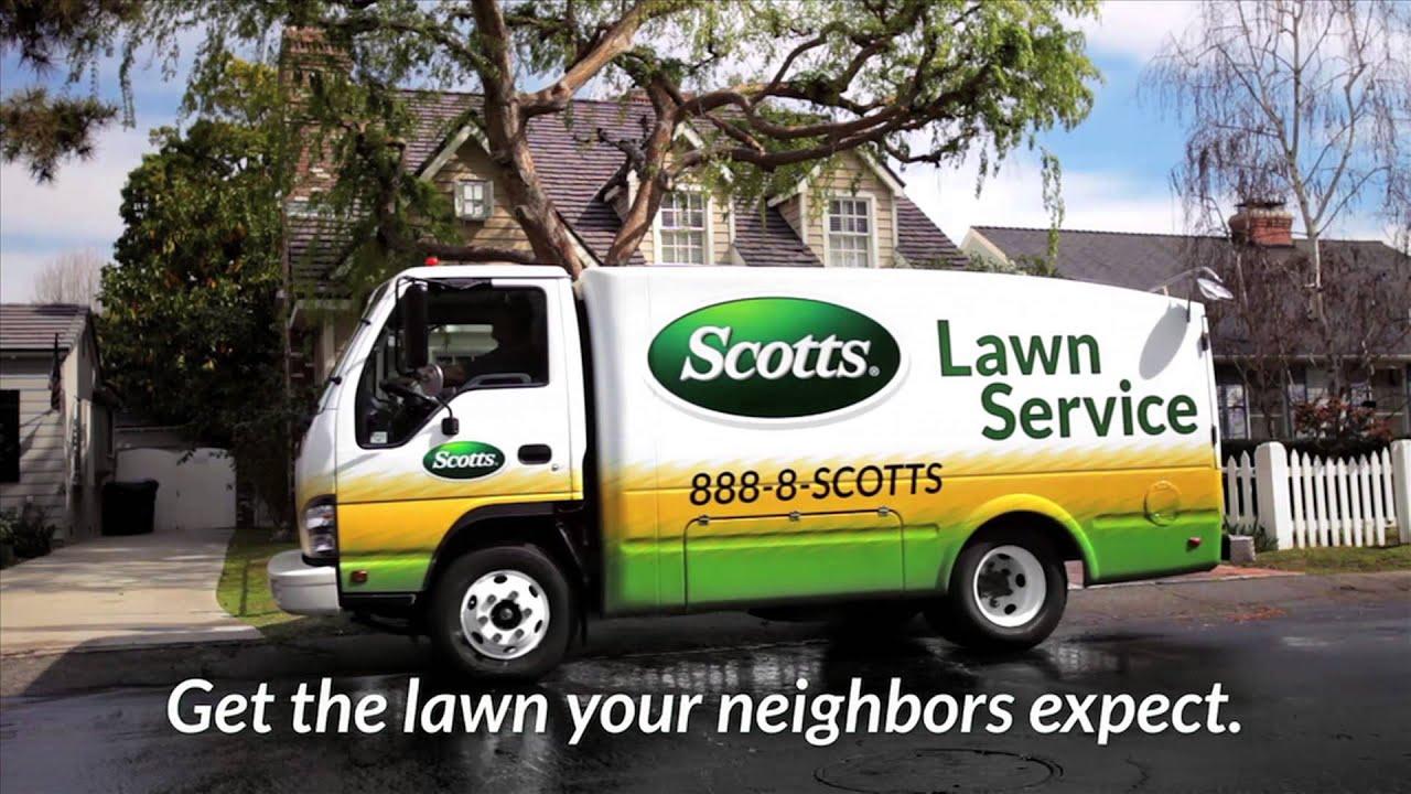 Elegant Scotts Lawn Care Service