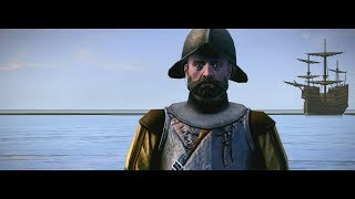 Portuguese Invasion Japan 1/2 - Total War Shogun 2 Machinima