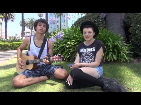 Kolton Stewart and Charlie Storwick sing Jealous  Cover