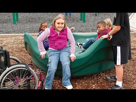 OmniSpin® Spinner - Freestanding Play - Landscape Structures