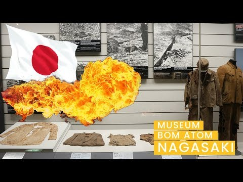 Museum Bom Atom Nagasaki, Jepang