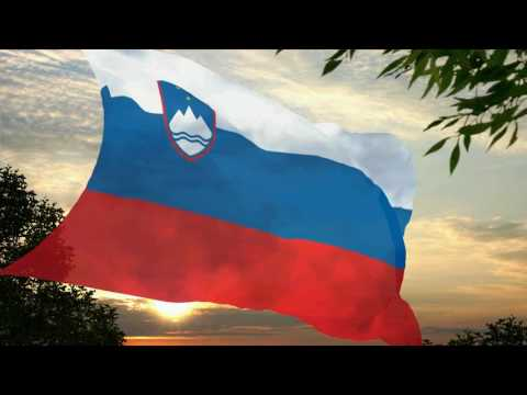 Flag and anthem of Slovenia