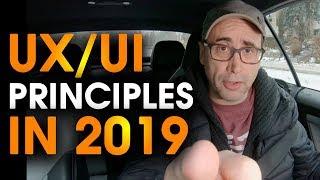 UX Principles in 2019