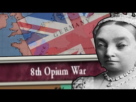 Why Nobody Likes The British  - Victoria 2