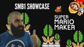 Your Levels [III]   SMB1 Showcase   Mario Maker Super Expert Levels