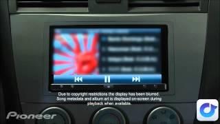 Rdio (AppRadio Mode)