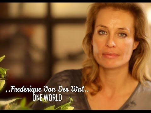 ONE WORLD: Frederique van der Wal & Deepak Chopra