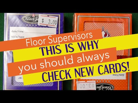 Why Supervisors Should Always Check New Cards