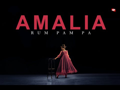 Amalia - Rum Pam Pa (Official Music Video)
