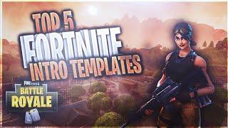 Top 5 Fortnite Intro + download link