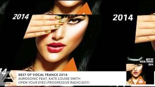 Aurosonic Feat Kate Louise Smith Open Your Eyes Progressive Radio Edit