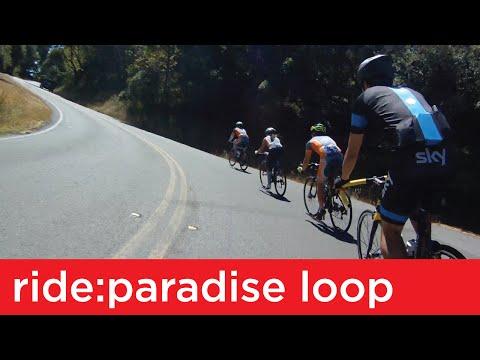 Ride: Paradise Loop (SF Bay Area)