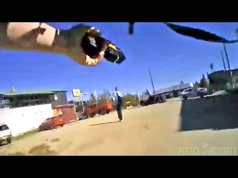 Bodycam Video Shows Armed Man Fatally Shot By Fairbanks Police