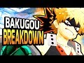 Bakugo Tips and Tricks — My Hero One's Justice