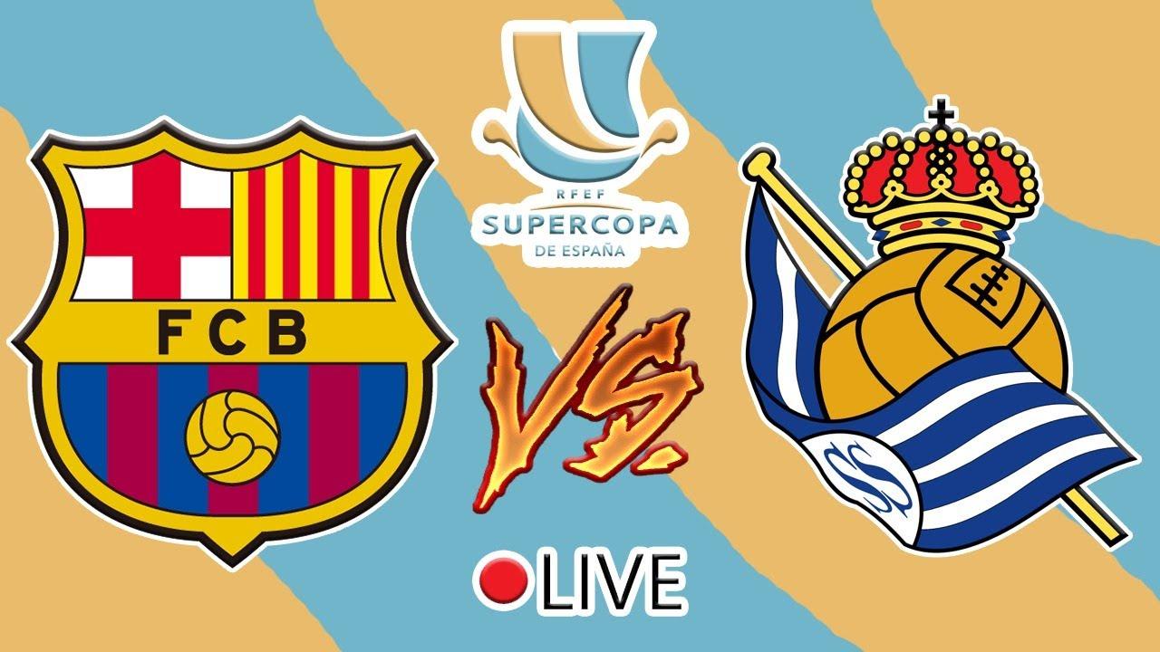 Supercopa de Espana: How to LIVE STREAM FREE Real Sociedad ...