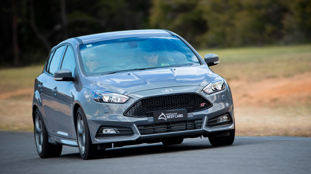 Australia S Best Cars 2016 Sports Car Under 50k Ford Focus St