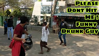 Why he wanted to hit me ? Ride to Sangam part 2 | Drone Shots and Water shots
