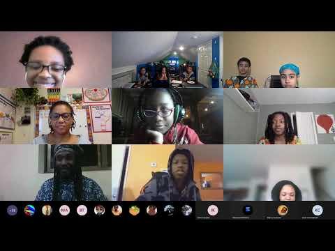 Wilson Baker Academy Upper School Yorùbá Class Proverb Play Presentation: 2021-01-27