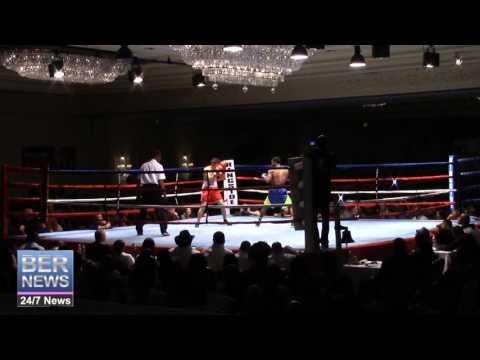 Nikki Bascome vs Erick 'Pilo' Reyes Boxing Match, Nov 7 2015