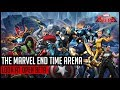 Marvel End Time Arena Open Beta (How To Play)