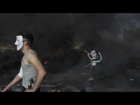 مقتل فلسطيني في تظاهرة تخللها إطلاق نار على الجيش الإسرائيلي برام الله…  - نشر قبل 2 ساعة