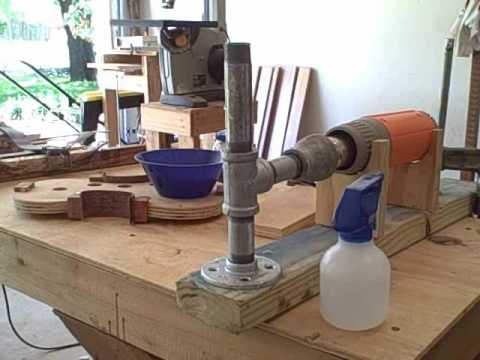 Home Made Bending Iron Youtube