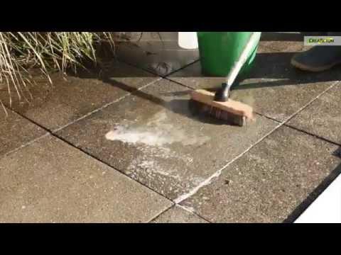 D graisser facilement un sol tach d 39 huile et de graiss for Degraisser carrelage sol