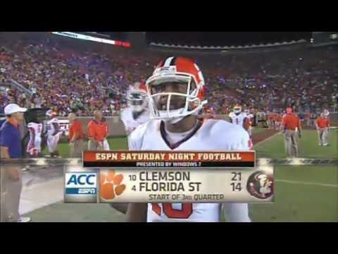 "ESPN College Football Highlights ft. Steve Angello  - ""Yeah"""