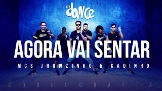 Baixar Agora Vai Sentar - MCs Jhowzinho & Kadinho | FitDance TV (Coreografia) Dance Video
