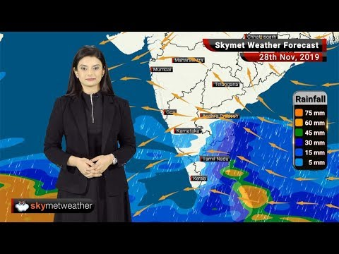 Weather Forecast Nov 28: Minimums To Drop In Delhi, Punjab, Haryana, UP, Moderate Rain In TN